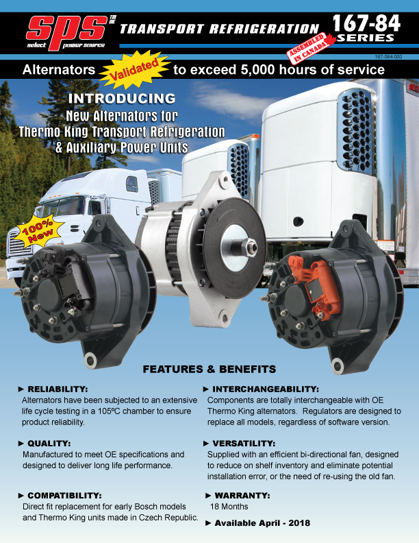 Alternators, Starters, Generators & Components Manufacturer - Dixie
